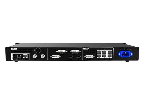 Novastar-VX-Series-LED-Video-Processor-VX6S-back