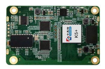 K5 + LED-Empfangskarte