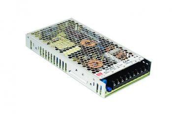 Το Meanwell RSP-200 Series RSP-200-5 LED εμφανίζει ισχύ