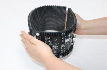P3 Indoor soft flexible LED Display module