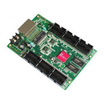 កាតទទួលកាតព៌ណ LED ពណ៌ពេញ HUIDU HD-R501S