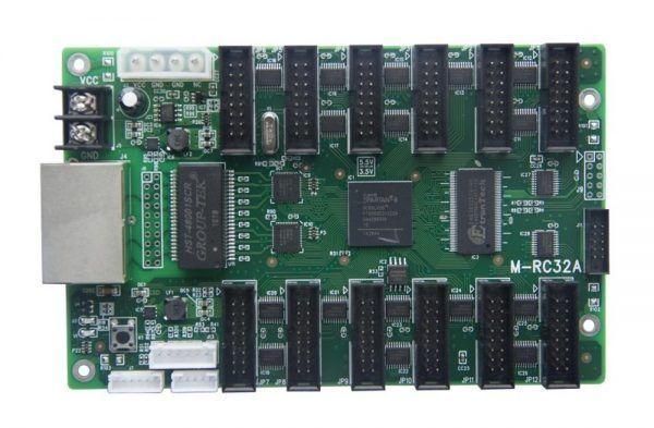 Moocell M-RC32A EMC LED Display Control Card Integrated HUB75