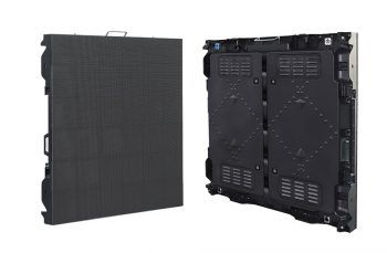 "P3.076 מקורה 960x960 מ""מ יצוק למות יצוק קבוע קיר לוח LED (6)"