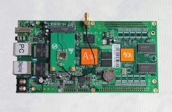 Huidu A30 + Wifi útgáfa ósamstilltur stjórnkort