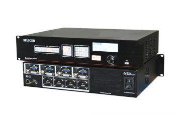RGBSKY DVP168 4K олон цонх солигч асар том LED дэлгэцийн видео холбогч