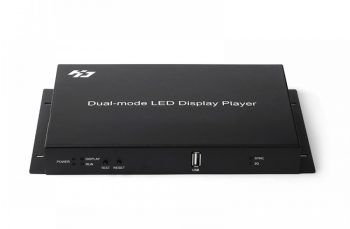 កាតត្រួតពិនិត្យអេក្រង់បង្ហាញ LED Huidu HD-A602 មានពីរប្រភេទ