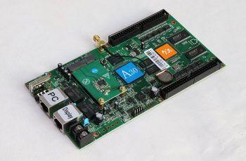 Huidu A30 stórt LED skjámerki ósamstilltur stýringarkort