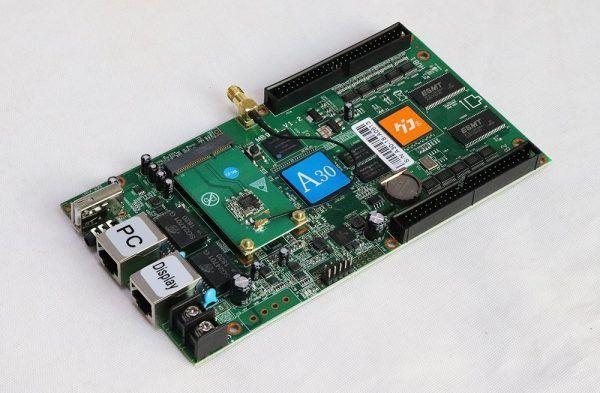 Huidu A30 Large LED Display Sign Asynchronous Controller Card