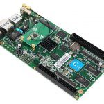 Huidu HD-C10 + Wifi Asynchronous Full color LED Display Control Card