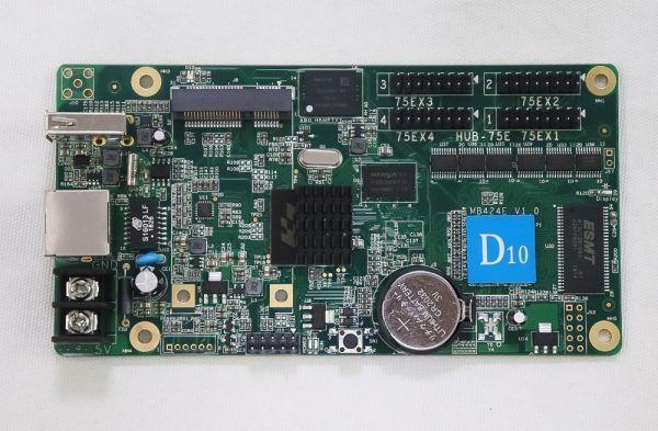 HUIDU HD-D10 + WiFi Module Asynchronous Full-color LED Display Controller