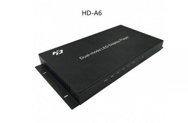 Huidu HD-A6 Asynchronous & Synchronous LED Screen Sending Box