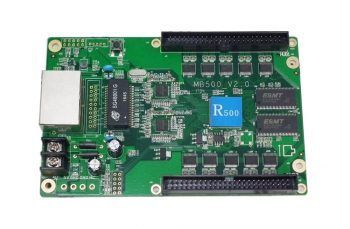 Huidu HD-R500 Asynchronous Full Color Cascading Receiver Card
