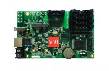 កាតត្រួតពិនិត្យអេក្រង់ពណ៌ពេញរថយន្តហាយឌូ HD-V10 រថយន្ត