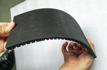 P1.875 इन्डोर 240x120mm नरम लचिलो LED स्क्रीन मोड्युल