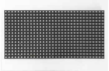 P10 आउटडोर SMD3535 1/4 स्क्यान LED प्रदर्शन मोड्युल