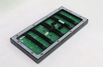 P10 आउटडोर DIP346 320x160mm LED प्रदर्शन स्क्रीन मोड्युल