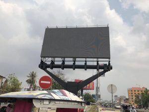 p6 led screen