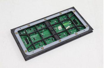P8 आउटडोर SMD3535 LED स्क्रीन मोड्युल 320x160mm