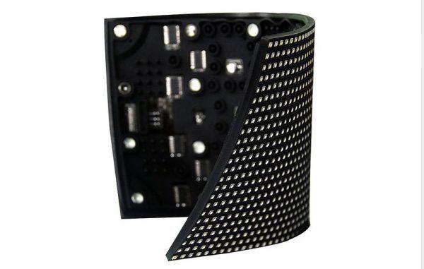 P2 Indoor soft flexible LED Display module