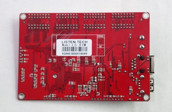 LISTEN X1M LED Screen Full Color Asynchronous LED Control Card