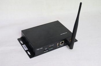 Новастар тб1-4г кутија за видео контролер са ЛЕД екраном (1)