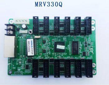 mrv330q novastar led 수신기 카드와 hub75 출력 통합