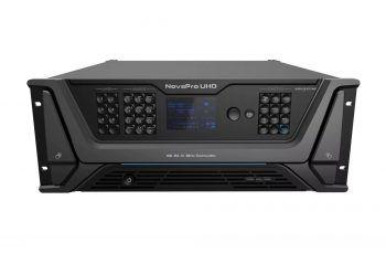 novastar의 novapro UHD 올인원 LED 월 비디오 프로세서 디자인