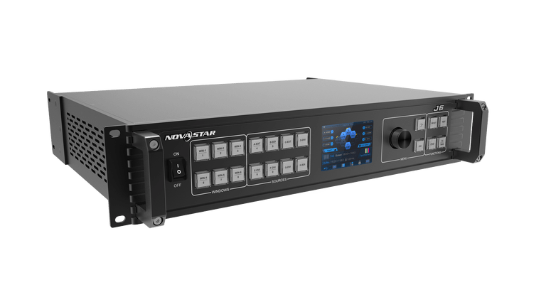 novastar j6 led screen video processor for video wall (3)