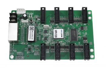 novastar mrv328 receiving card with 8 hub75 ports (2)